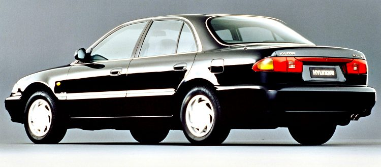 Hyundai Sonata V6 GLS (Y3) '94