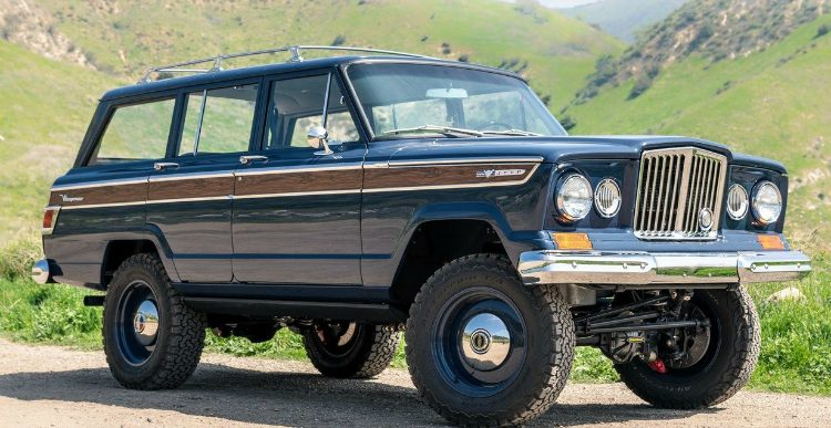 Jeep Wagoneer ICON '18