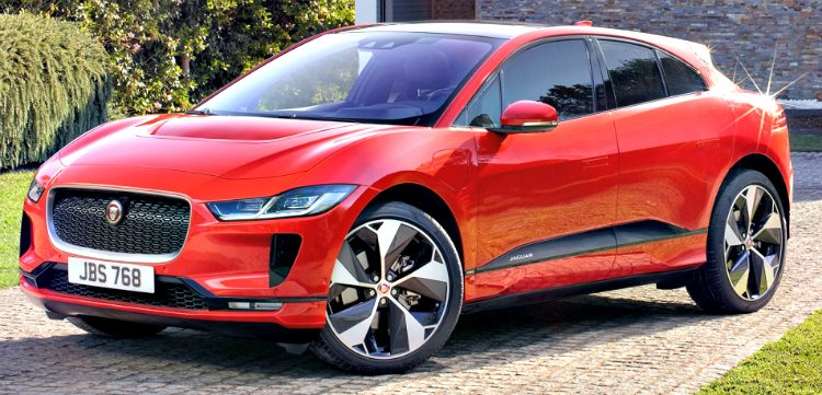 Jaguar I-Pce EV400 AWD HSE First Edition '18