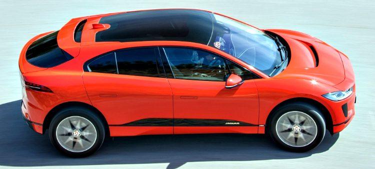 Jaguar I-Pace EV100 AWD '18