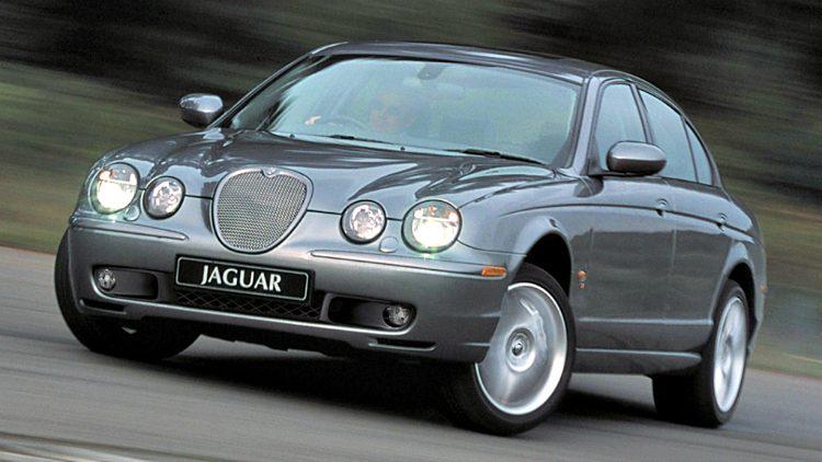 Jaguar S-Type R (X202) '02