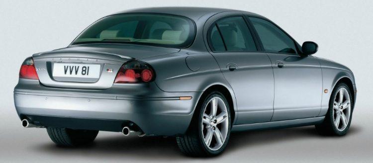 Jaguar S-Type R (X204) '04