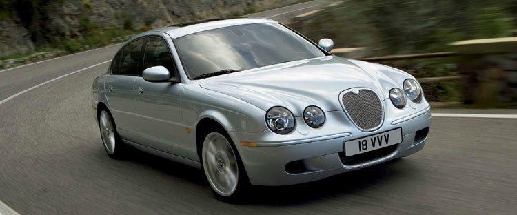 Jaguar S-Type (X204) '04