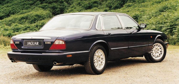 Jaguar XJ8 4.0 Souvereign (X308) '00