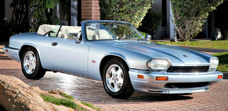 Jaguar XJS Convertible '94