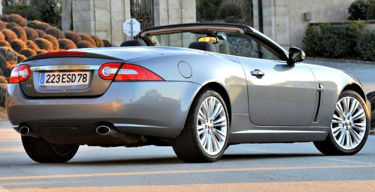 Jaguar XK 5.0 Convertible V8 (X150) '09