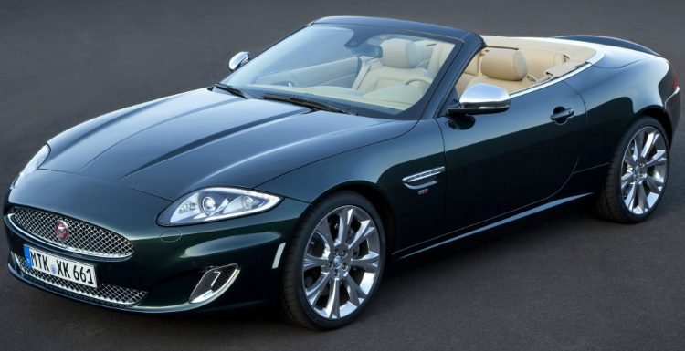 Jaguar XK66 Convertible (X150) '14