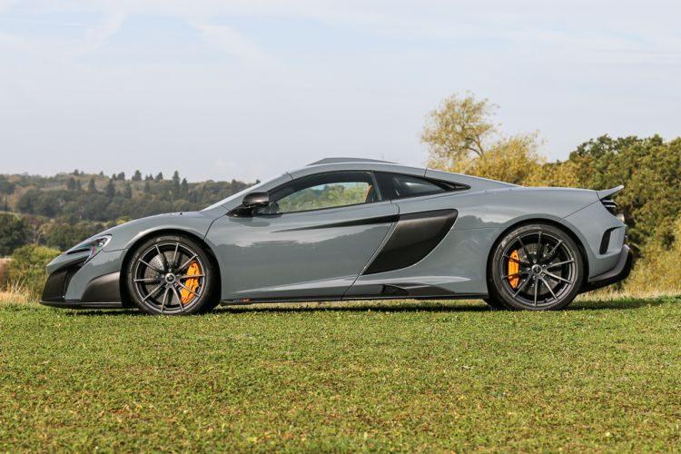McLaren 675 LT van Jay Kay