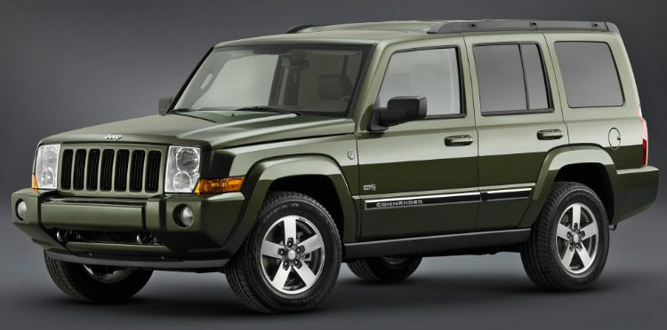 Jeep Commander 65th Anniversary (XK) '06