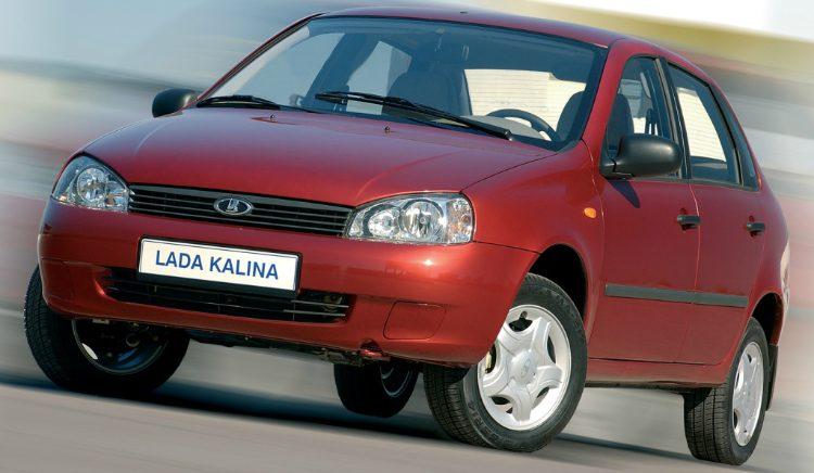 Lada Kalina (1118) '07