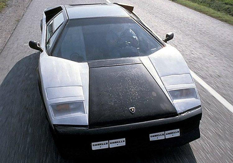 Lamborghini Countach Evoluzione