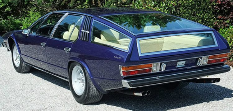 Lamborghini Faena '68