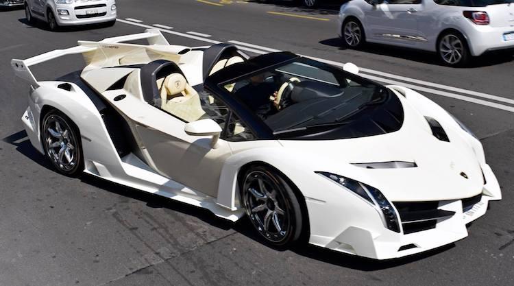 Zie hier, de állerlelijkste Lamborghini Veneno ooit