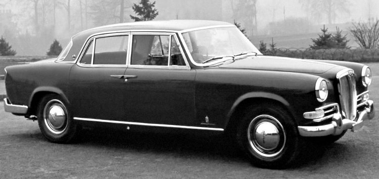 Lancia Aurelia '55