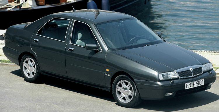 Lancia Kappa 2.0 20v LX (838)