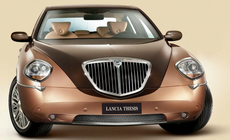 Lancia Thesis Bicolore (841) '04