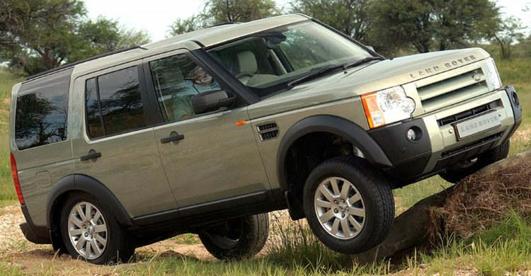 Land Rover Discovery 3 '05