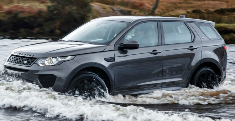 Land Rover Discovery eD4 HSE '18
