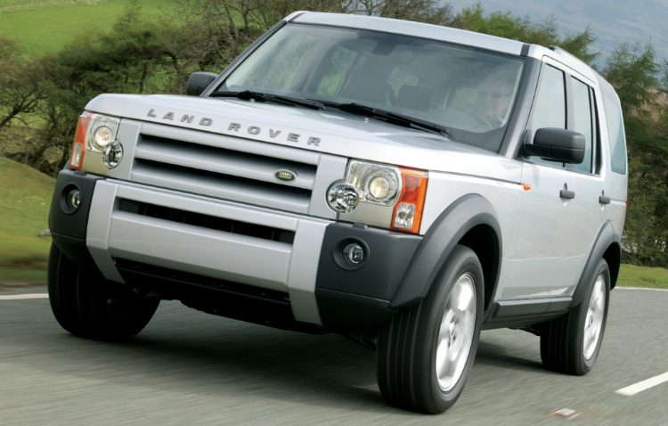 Land Rover Discovery TDV6 '04