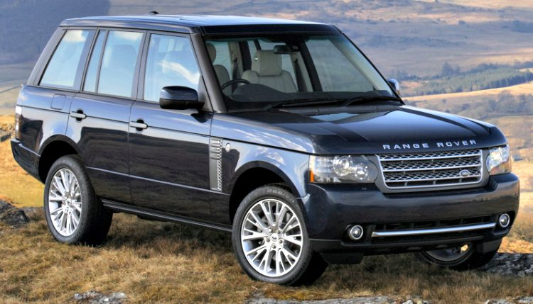 Land Rover Range Rover Autobiography (L322) '10