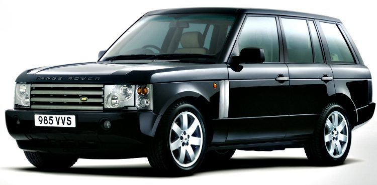 Land Rover Range Rover V8 Vogue '02