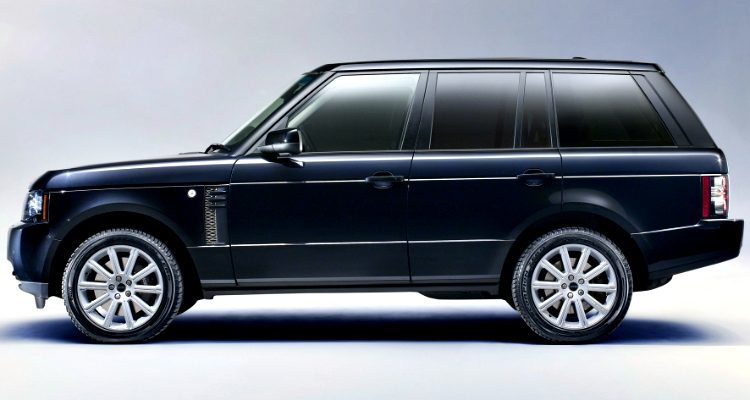 Land Rover Range Rover Autobiography (L322)