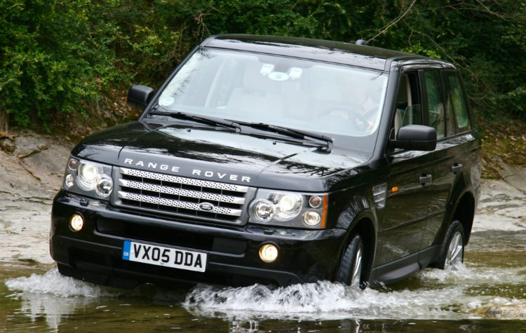 Range Rover Sport Supercharged '05
