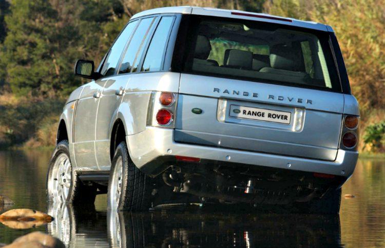 Land Rover Range Rover TD6 HSE (L322) '02