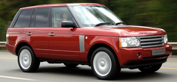 Land Rover Range Rover TDV8 Vogue (L322) '08