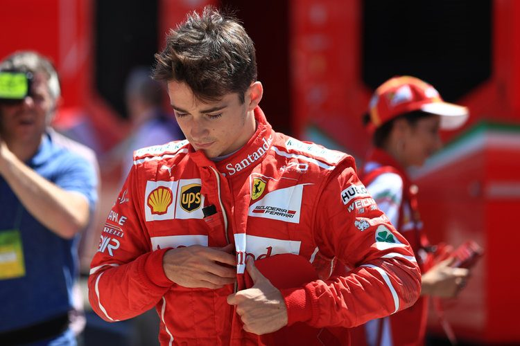 Officieel: Charles Leclerc naast Vettel bij Ferrari