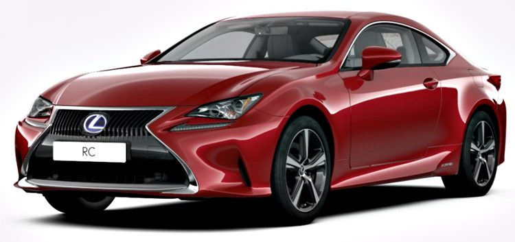 Lexus RC300h Business Line Pro '18