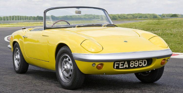 Lotus Elan S1 '62