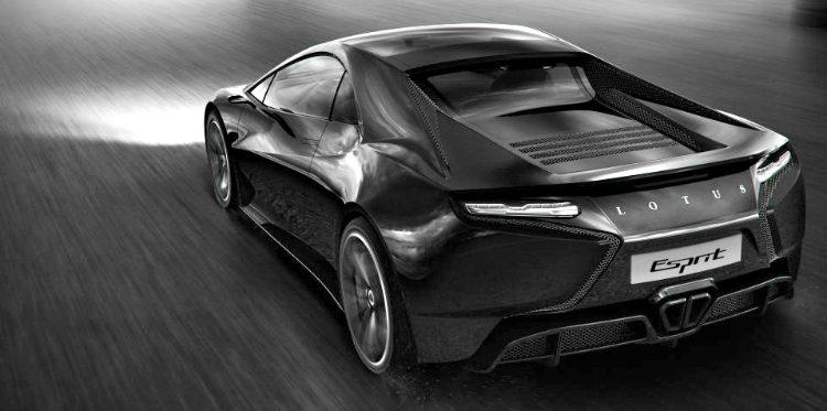 Lotus Esprit Concept '10
