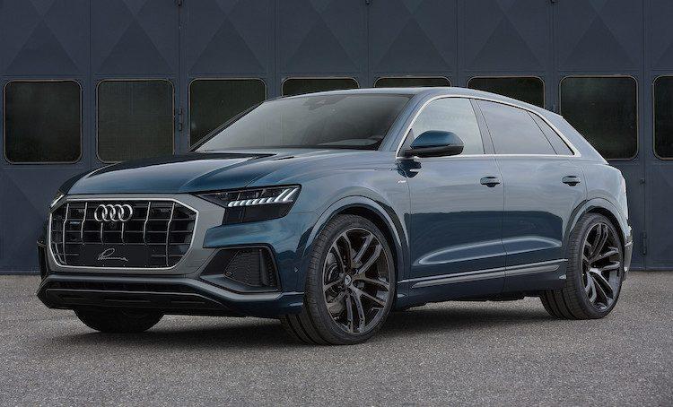 Audi Q8 Lumma