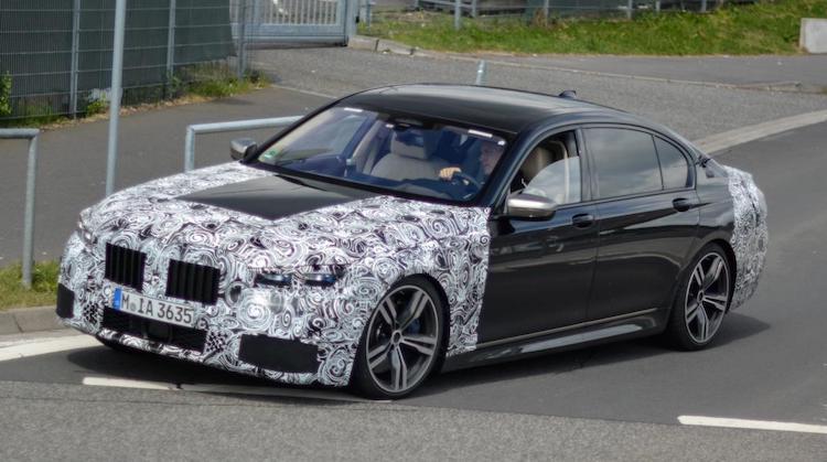 Nieuwe BMW 7 Serie wordt een vreselijk ordinaire bak