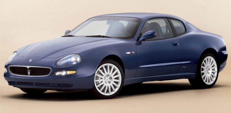 Maserati Coupé '02