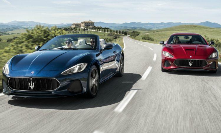 Maserati GranCabrio - GranTurismo