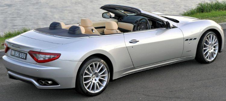 Maserati GranCabrio '10