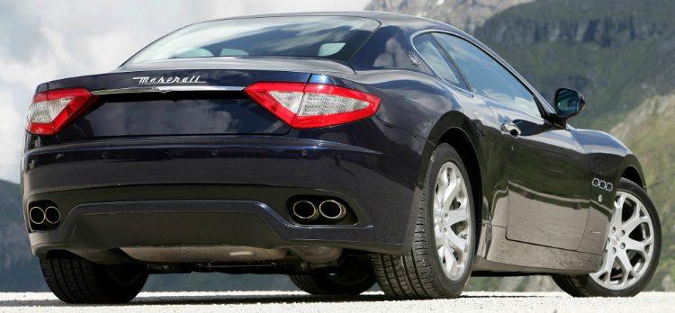 Maserati Gran Turismo '07