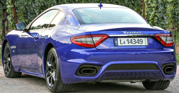 Maserati GranTurismo Sport '17