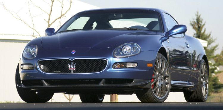 Maserati GranSport MC Victory '06