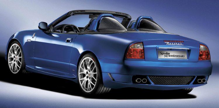 Maserati Spyder 90th Anniversary '05