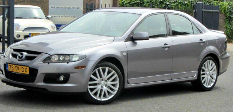 Mazda 6 MPS '06
