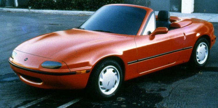 Mazda MX-5 P279 '87