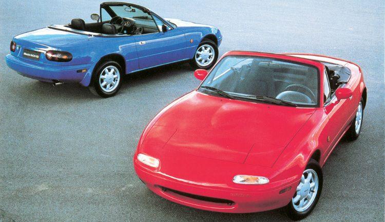 Mazda MX-5 (NA) '90