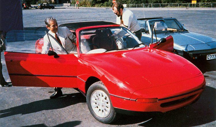 Mazda V705 '85