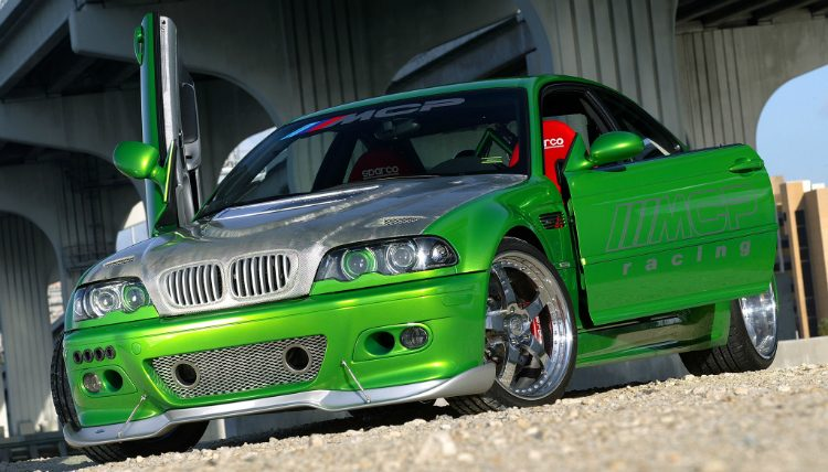 MCP Racing M3 The Hulk '05
