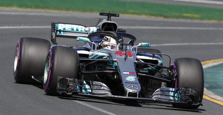 Kwalificatie Formule 1: Grand Prix van Australië