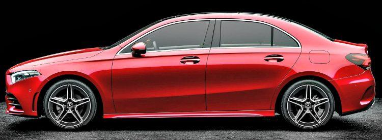 Mercedes-Benz A-Klasse Lang