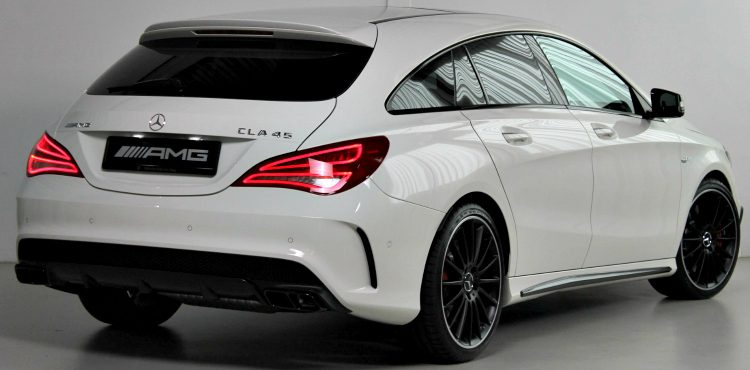 Mercedes-AMG CLA 45 Shooting Brake (X117) '16
